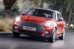 Mini Clubman 2019 front tracking