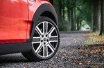 Mini Clubman 2019 RHD wheel detail