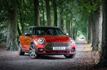 Mini Clubman 2019 RHD front static