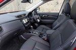 Nissan X-Trail 2019 RHD front seats