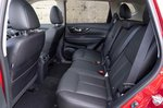 Nissan X-Trail 2019 RHD rear seats