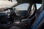 BMW M135i xDrive 2019 RHD front seats