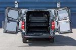 Peugeot Expert load bay
