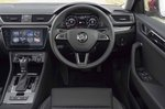 Skoda Superb 2021 RHD dashboard