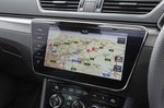 Skoda Superb 2021 RHD infotainment