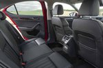 Skoda Superb 2021 RHD rear seats