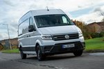 Volkswagen e-Crafter front