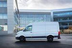 Volkswagen e-Crafter side