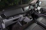 Vauxhall Vivaro interior