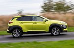Hyundai Kona 2019 RHD right side panning
