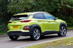 Hyundai Kona 2019 RHD right rear tracking
