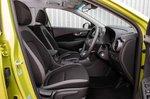 Hyundai Kona 2019 RHD front seats