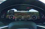 Audi SQ7 2019 RHD virtual cockpit