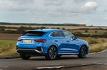 Q3 Sportback 2019 RHD rear right tracking