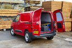 Citroen Berlingo load space