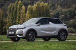 DS 3 Crossback E-TENSE 2019 LHD left front static