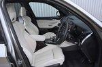BMW X3 M 2019 RHD front seats