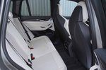 BMW X3 M 2019 RHD rear seats