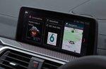 BMW X3 M 2019 RHD infotainment
