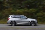 BMW X3 M 2019 RHD right panning