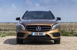 Mercedes-Benz GLA front static