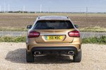 Mercedes-Benz GLA rear static