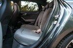 Audi S4 2019 RHD rear seats