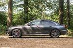 Audi S4 2019 RHD left side static