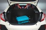 Honda Civic Type R 2019 RHD boot open