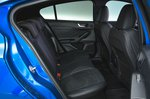Ford Focus ST 2019 RHD rear seats