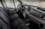 Ford Transit interior