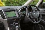 Ford Galaxy 2.0 Ecoblue 150 Titanium - interior