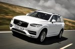 Volvo XC90 front three quarters