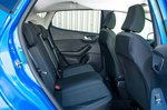 Ford Fiesta 2019 RHD rear seats
