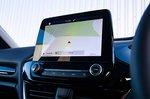 Ford Fiesta 2021 RHD infotainment