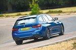 BMW 3 Series Touring rear