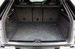 Audi SQ8 boot