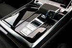 Audi SQ8 gear selector
