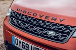 Land Rover Discovery Sport 2019 grille detail