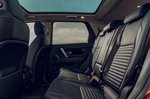 Land Rover Discovery Sport 2019 RHD rear seats