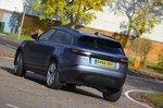 Land Rover Range Rover Velar 2019 rear cornering