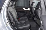 Audi Q7 2019 RHD rear seats