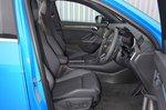 Audi RS Q3 2019 front seats