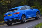 Audi RS Q3 2019 rear cornering
