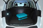 Ford Galaxy 2021 RHD boot open
