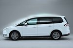 Ford Galaxy 2021 RHD left side static indoor