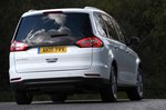 Ford Galaxy 2021 rear cornering