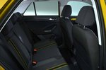Volkswagen T-Roc 2019 rear seats