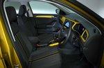 Volkswagen T-Roc 2021 RHD front seats