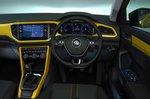Volkswagen T-Roc 2019 RHD dashboard